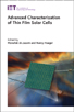 image of Advanced Characterization of Thin Film Solar Cells
