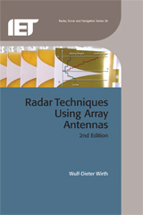 image of Radar Techniques Using Array Antennas