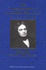 image of The Correspondence of Michael Faraday, Volume 3: 1841-1848