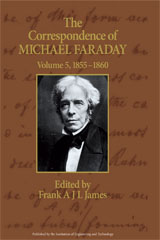 image of The Correspondence of Michael Faraday, Volume 5: 1855-1860