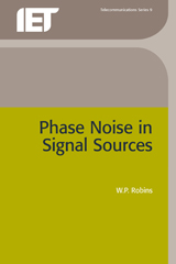 image of Phase Noise in Signal Sources