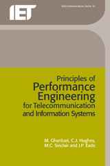 image of Principles of Performance Engineering for Telecommunication and Information Systems