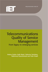 image of Telecommunications Quality of Service Management