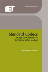 image of Standard Codecs: Image compression to advanced video coding