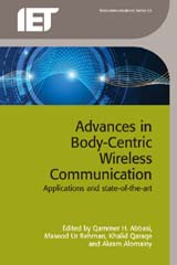 Iet Digital Library Advances In Body Centric Wireless Communication Applications And State Of The Art