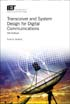 image of Transceiver and System Design for Digital Communications, 5th Edition