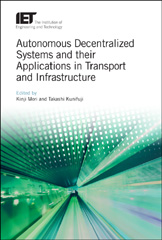 image of Autonomous Decentralized Systems and their Applications in Transport and Infrastructure