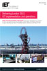 image of Delivering London 2012: ICT implementation and operations