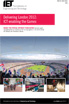image of Delivering London 2012: ICT enabling the Games
