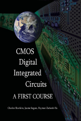 image of CMOS Integrated Digital Electronics: A First Course