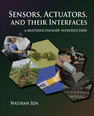 image of Sensors, Actuators, and their Interfaces: A Multidisciplinary Introduction