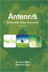 image of Antennas: Fundamentals, design, measurement