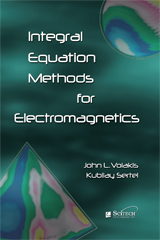image of Integral Equation Methods for Electromagnetics