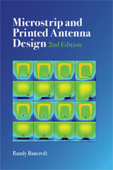 image of Microstrip and Printed Antenna Design