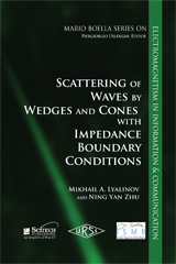 image of Scattering of Wedges and Cones with Impedance Boundary Conditions