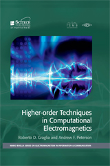 image of Higher-order Techniques in Computational Electromagnetics