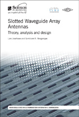 image of Slotted Waveguide Array Antennas: Theory, analysis and design