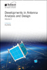 image of Developments in Antenna Analysis and Design: Volume 2