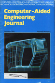image of Computer-Aided Engineering Journal