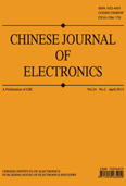 image of Chinese Journal of Electronics
