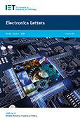 image of Electronics Letters