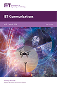 image of IET Communications