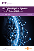 image of IET Cyber-Physical Systems: Theory & Applications