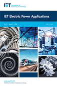 image of IET Electric Power Applications