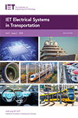 image of IET Electrical Systems in Transportation