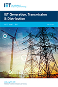 image of IET Generation, Transmission & Distribution