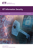 image of IET Information Security