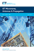 image of IET Microwaves, Antennas & Propagation