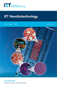 image of IET Nanobiotechnology