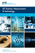 image of IET Science, Measurement & Technology