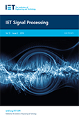 image of IET Signal Processing