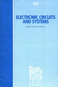 image of IEE Journal on Electronic Circuits and Systems