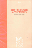 image of IEE Journal on Electric Power Applications