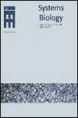 image of IEE Proceedings - Systems Biology