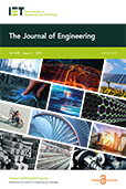 image of The Journal of Engineering